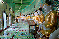 Myanmar, Burma, Mandalay, Sagaing