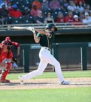 Mickey McDonald - Oakland Athletics 2020 spring training (Bill Mitchell)
