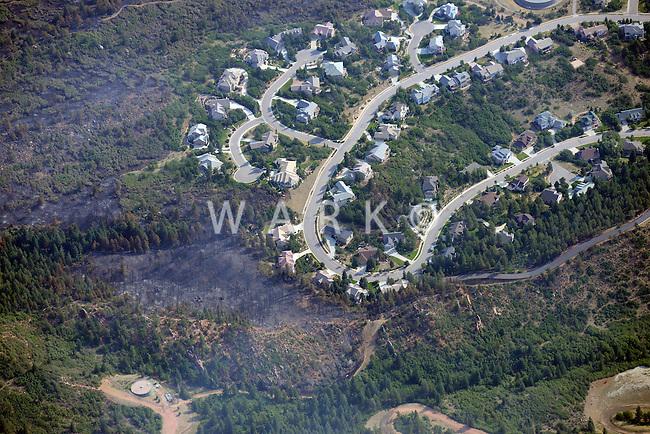 Waldo Canyon wild fire