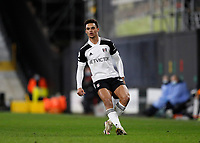 3rd February 2021; Craven Cottage, London, England; English Premier League Football, Fulham versus Leicester City; Antonee Robinson of Fulham