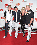 Rascal Flatts and Natasha Bedingfield at The iHeartRadio Music Festival held at The MGM Grand in Las Vegas, California on September 24,2011                                                                               © 2011 DVS / Hollywood Press Agency