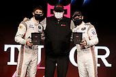 DPI champions #7 Acura Team Penske Acura DPi, DPi: Helio Castroneves, Ricky Taylor, Alexander Rossi, John Doonan