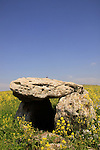 Dolmens in the Golan Heights