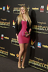 Manchester United's goalie David De Gea girlfriend Edurne Garcia during the premiere of The Twilight Saga: Breaking Dawn. November 15, 2012. (ALTERPHOTOS/Alvaro Hernández)