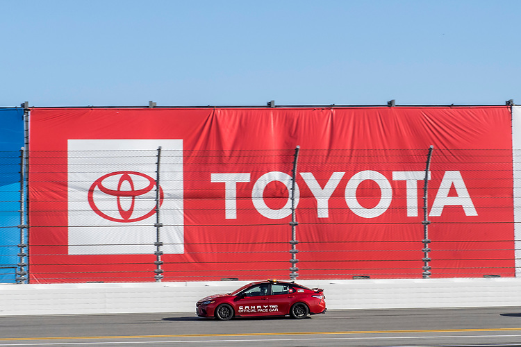 Toyota Camry TRD pace car