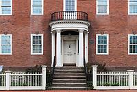 The Whitehorne House Museum, Newport, Rhode Island, USA.