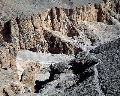 EGY, Aegypten, Theben-West: Das Tal der Koenige   EGY, Egypt, Theben-West: The Valley of the Kings