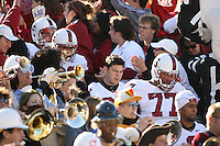 2 December 2006: Nick Frank during Stanford's 26-17 loss to Cal in the 109th Big Game at Memorial Stadium in Berkeley, CA.