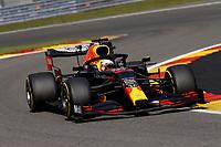 30th August 2020, Spa Francorhamps, Belgium, F1 Grand Prix of Belgium , Race Day;  33 Max Verstappen NLD, Aston Martin Red Bull Racing
