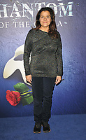 """Nina Wadia at the """"The Phantom Of The Opera"""" 35th anniversary gala performance, Her Majesty's Theatre, Haymarket, on Monday 11th October 2021, in London, England, UK. <br /> CAP/CAN<br /> ©CAN/Capital Pictures"""