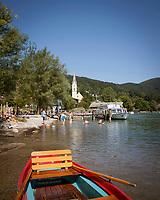 Bavarian lakes