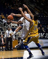 Brandon Smith of California shoots the ball during the game against CSUB at Haas Pavilion in Berkeley, California on November 11th, 2012.  California defeated CSUB, 78-65.