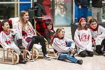 PyeongChang 2018. Para Ice Hockey // Para-hockey sur glace.<br /> Hockey Canada reveals the players and coaching staff who will represent Team Canada in Sledge Hockey at the upcoming PyeongChang 2018 Games in the Atrium at the CBC building in Toronto, Canada // Hockey Canada révèle les joueurs et le personnel d'entraîneurs qui représenteront Équipe Canada en para-hockey sur glace aux prochains Jeux de PyeongChang 2018 dans l'Atrium de l'édifice de la SRC à Toronto, au Canada. 11/02/2018.