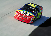 JEFF GORDON MBNA 500 WINSTON CUP RACE DOVER DOWNS SPEEDWAY. JEFF GORDON. DOVER DELAWARE USA.