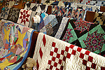Quilts at Rangely, ME fair.