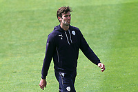 Reece Topley of Hampshire during Essex CCC vs Hampshire CCC, Specsavers County Championship Division 1 Cricket at The Cloudfm County Ground on 20th May 2017