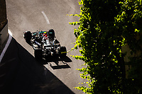 4th June 2021; Baku, Azerbaijan; Free practise sessions;  77 BOTTAS Valtteri fin, Mercedes AMG F1 GP W12 E Performance, action during the Formula 1 Azerbaijan Grand Prix 2021 at the Baku City Circuit, in Baku, Azerbaijan