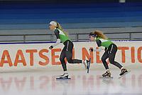 SCHAATSEN: HEERENVEEN: 21-09-2019, IJsstadion Thialf, Topsportraining, ©foto Martin de Jong