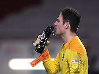12th January 2021; Vitality Stadium, Bournemouth, Dorset, England; English Football League Championship Football, Bournemouth Athletic versus Millwall; Asmir Begovic of Bournemouth after the match