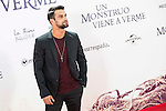 "Jesus Castro during the premiere of the spanish film ""Un Monstruo Viene a Verme"" of J.A. Bayona at Teatro Real in Madrid. September 26, 2016. (ALTERPHOTOS/Borja B.Hojas)"