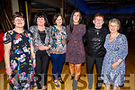 Martina Casey (Ballymac), Theresa Lehane, Mary and Mairead Brosnan, Kathleen McMullen and Mary McCarthy dancing the night away in aid of Recovery Haven in the Ballygarry House Hotel on Monday.