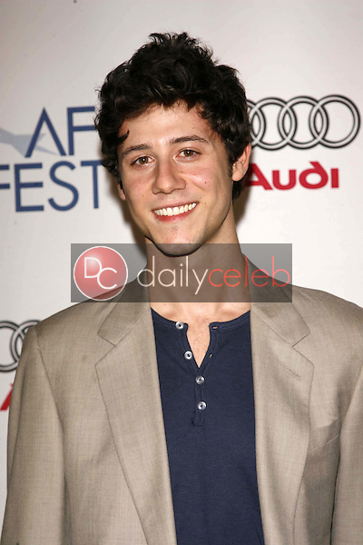 """Hale Appleman<br />at the AFI Fest 2006 Screening of """"Beautiful Ohio"""". Arclight Cinemas, Hollywood, CA. 11-10-06<br />Dave Edwards/DailyCeleb.com 818-249-4998"""
