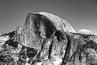 Yosemite National Park, (Black & White)