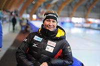 SPEEDSKATING: ERFURT: 20-01-2018, ISU World Cup, Claudia Pechstein (GER), photo: Martin de Jong