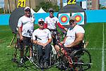 Toronto 2015 - Para Archery // Paratir a l'arc.<br /> Highlights from the Para Archery events // Faits saillants des événements de paratir à l'arc.<br /> 09/08/2015.