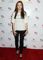 BEVERLY HILLS, CA, USA - MAY 31: Zoey Deutch at the 10th Anniversary What A Pair! Benefit Concert to support breast cancer research and education programs at the Cedars-Sinai Samuel Oschin Comprehensive Cancer Institute at the Saban Theatre on May 31, 2014 in Beverly Hills, California, United States. (Photo by Celebrity Monitor)