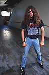 Various portrait sessions and live photographs of the death metal band, Cannibal Corpse