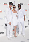 Demi Moore Kutcher,Sean P-Diddy Combs & Ashton Kutcher at The White Party presented by P-Diddy ,Ashton Kutcher & Malaria No More held at  private Estate in Cold Water Canyon, California on July 04,2009                                                                   Copyright 2009 Debbie VanStory / RockinExposures