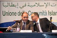 Convegno UCOII , comunità islamiche in Italia, Makri, Algeria,