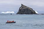 NG Orion Guests Observing Pintado Petrels