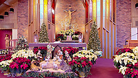 020 Church Christmas Decorations