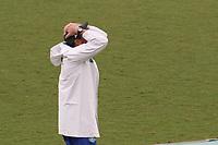 Campinas (SP), 07/03/2021 - Allan Aal técnico do Guarani. Partida entre Guarani e Red Bull Bragantino válida pela 3. rodada do Campeonato Paulista no estádio Brinco de Ouro em Campinas, interior de São Paulo, neste domingo (07).