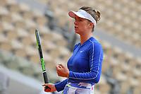 2nd October 2020, Roland Garros, Paris, France; French Open tennis, Roland Garros 2020; Tennis - Roland Garros  2020 - Svitolina - Ukraine