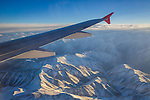 Flight Delhi to Leh, Ladakh, India