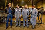 WHECO: Men at Work