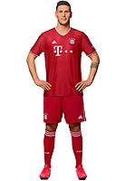 26th October 2020, Munich, Germany; Bayern Munich official seasons portraits for season 2020-21;  Niklas Suele