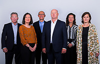 CentrePort board at Custom House in Wellington, New Zealand on Wednesday, 18 December 2019. Photo: Dave Lintott / lintottphoto.co.nz