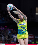 28/10/17 Fast5 2017<br /> Fast 5 Netball World Series<br /> Hisense Arena Melbourne<br /> Australia v Malawi<br /> Kaylia Stanton<br /> <br /> <br /> <br /> <br /> Photo: Grant Treeby