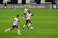 São Paulo (SP), 13/01/2021 - CORINTHIANS-FLUMINENSE - Cazares, do Corinthians. Corinthians e Fluminense partida válida pela 29ª rodada do Campeonato Brasileiro, na Neo Química Arena, nesta quarta-feira (13).