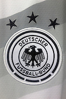 The Germany team badge on the shirt