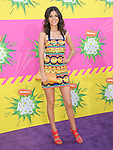 Victoria Justice at The Nickelodeon's Kids' Choice Awards 2013 held at The Galen Center in Los Angeles, California on March 23,2013                                                                   Copyright 2013 Hollywood Press Agency