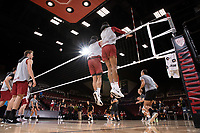 Stanford Volleyball M v Hawaii, February 14, 2020