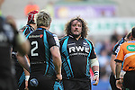 Adam Jones.RaboDirect Pro12 Play Off Semi Final.Ospreys v Munster.Liberty Stadium.11.05.12.©Steve Pope