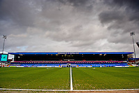 Saturday 25 January 2014<br /> Pictured: View of St.Andrews's <br /> Re: Birmingham City v Swansea City FA Cup fourth round match at St. Andrew's Birimingham