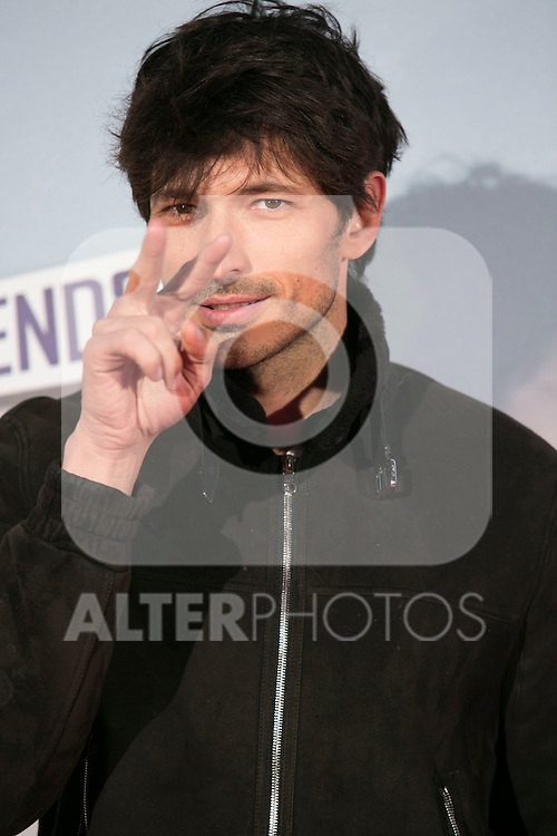 "Andres Velencoso attend the ""Perdiendo El Norte"" Movie Premiere at Capitol Cinema, Madrid,  Spain. March 05, 2015.(ALTERPHOTOS/)Carlos Dafonte)"