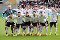 07.11.2012: U15 Deutschland vs. Südkorea